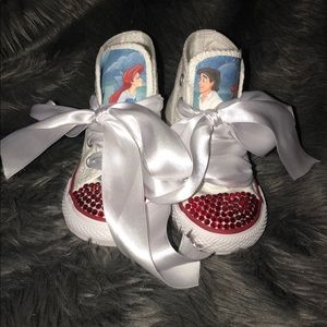 Custom Disney Mermaid Converse - Made to Order